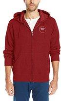 Brixton Men's Wheeler Zip Hood Fleece Sweatshirt