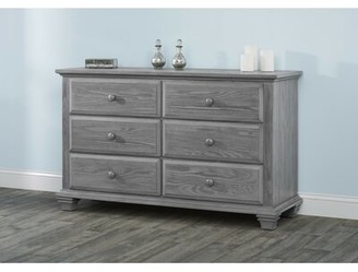 Three Posts Baby & Kids Ranchester Changing Table Dresser Color: Graphite Gray