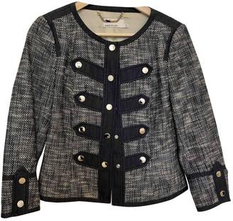 Karen Millen Blue Cotton Jacket for Women
