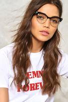 Nasty Gal nastygal In the Clear Cat-Eye Glasses