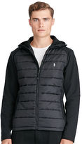 Polo Ralph Lauren Paneled Full-Zip Hoodie