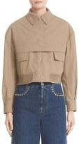 Stella McCartney Women's Trench Bomber Jacket