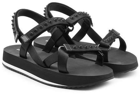 DSQUARED2 Stud Embellished Sandals