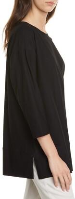 Eileen Fisher Bracelet Sleeve Tunic