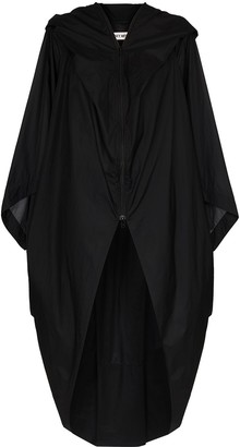 Issey Miyake Air Long Oversized Cape