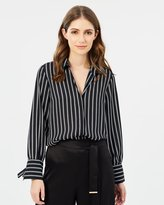 Dorothy Perkins Nicole Tie Cuff Shirt