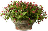 OKA Artificial Flowering Clover Plant