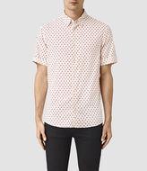 AllSaints Kapow Short Sleeve Shirt
