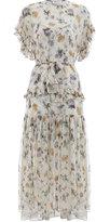 Zimmermann Rife Dandelion Long Dress