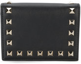 Valentino Garavani Valentino Rockstud studded wallet - women - Leather/metal - One Size