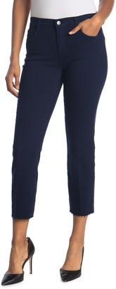 L'Agence Sada Cropped Slim Jeans