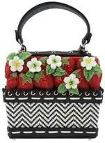 Mary Frances Berry-Licious Strawberry-Basket Bag