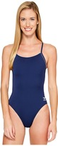Speedo Solid Endurance + Thin Strap Women's Swimsuits One Piece