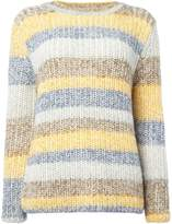 Barbour Hive Striped Knited Jumper