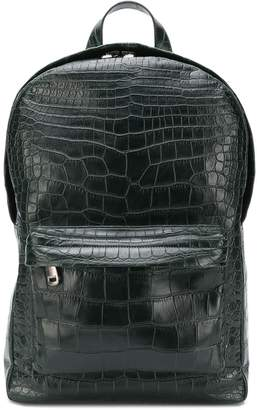 Embossed Surface Backpack