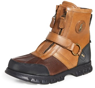 Polo Ralph Lauren Conquest Hi III Work Boots