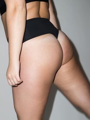 Spanx Black Undie-Tectable Thong