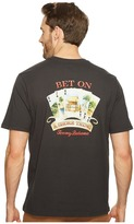 Tommy Bahama Bet On A Shore Thing Tee Men's T Shirt