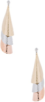 J.W.Anderson Layered Bell Earrings