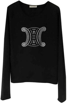 Celine Black Cotton Knitwear for Women