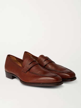 George Cleverley George Leather Loafers