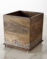 Horchow Heritage Collection Wastebasket