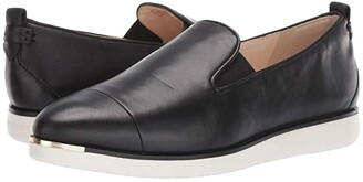Cole Haan Grand Ambition Slip-On Sneaker (Black/Ivory) Women's Shoes
