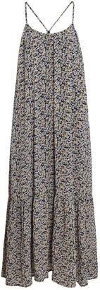 Samsoe & Samsoe Como Sleeveless Floral Maxi Dress