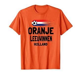 Dutch Soccer Jersey Oranje Holland Lionesses women kids T-Shirt