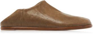 Maison Margiela Tabi Slip-On Leather Loafers