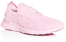 APL Athletic Propulsion Labs Women's Techloom Wave Knit Low-Top Sneakers