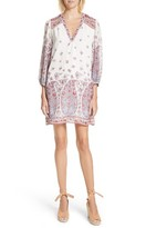 Joie Women's Ofelie Silk Shirtdress