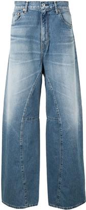 Junya Watanabe Loose Fit Jeans