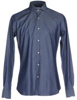 Caliban Denim shirt
