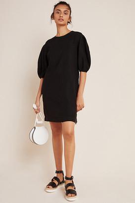 Velvet by Graham & Spencer Devon Linen Tunic By in Black Size XS