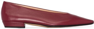 Bottega Veneta Almond ballerina shoes