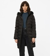Andrew Marc Final Sale MEDINA HEXAGON QUILTED DOWN COAT