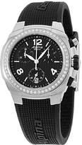 Alpina Women's Avalanche Silicone Band Steel Case Swiss Quartz Analog Watch AL-350LBBB2ADD6