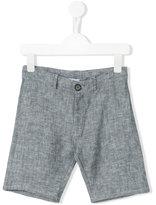 Violeta E Federico - casual shorts - kids - Linen/Flax - 6 yrs