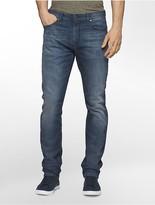 Calvin Klein Slim Straight Turin Wash Jeans