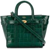 Mulberry Bayswater crocodile embossed bag