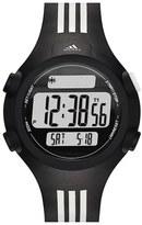 adidas 'Questra' Rubber Strap Watch, 42mm