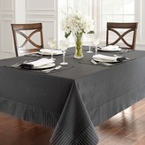 """Waterford Rigato Tablecloth, 70"""" x 144"""""""