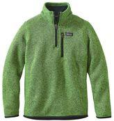 Patagonia Boys' Better Sweater® 1/4-Zip Fleece