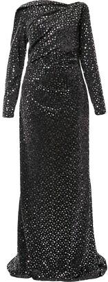 Talbot Runhof Cologne Lonestar gown