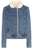 Paige Leo Denim Jacket