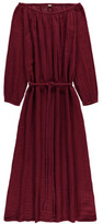 Numero 74 Nina Maxi Dress - Teen and Women's Collection Raspberry red