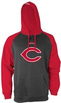 Stitches Men's Cincinnati Reds Fleece Hoodie