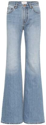 Victoria Victoria Beckham High-rise flared jeans