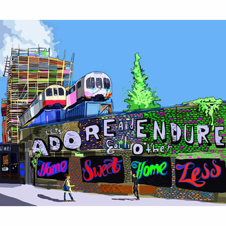 Tomartacus Adore & Endure Shoreditch